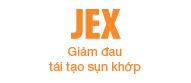 JexMax giúp giảm đau tái tạo SỤN KHỚP và XƯƠNG DƯỚI SỤN