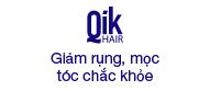 QIK - Thúc đẩy tế bào mầm tóc, giảm rụng, mọc tóc chắc khoẻ