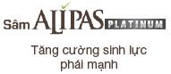 Sâm Alipas phục hồi sinh lực phái mạnh, trị rối loạn cương dương, giảm ham muốn, lãnh cảm ở nam giới, yếu sinh lý